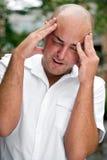 Head Pain stock photos