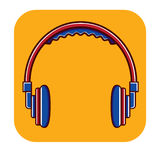 Head Phone Royalty Free Stock Images