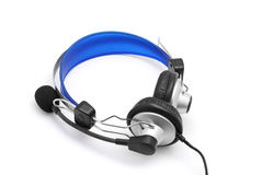 Head phones Royalty Free Stock Images