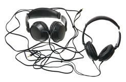 Head Phones Stock Images