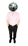 Head Planet Stock Photography