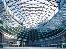 Head quarter of Regione Lombardia, Italy Royalty Free Stock Photo