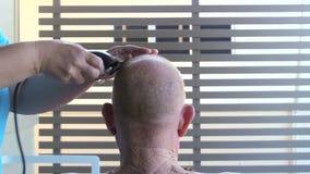 Head rakning lager videofilmer