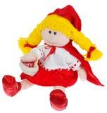 head red Royaltyfri Fotografi