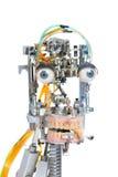 head robot Royaltyfria Foton