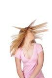 Head shake Royalty Free Stock Photo