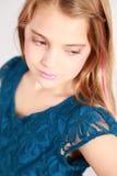 Head shot of beautifyul young girl Stock Photo