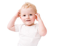Head, shoulders, knees and toos Royalty Free Stock Photos