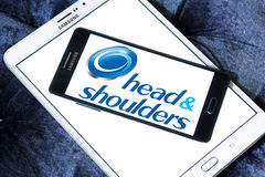 Head and shoulders logo Stock Images