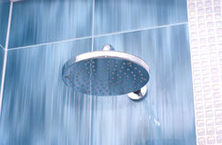 Head shower royalty free stock images
