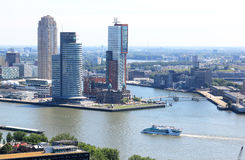 Head of south in Rotterdam, Netherlands Stock Photo