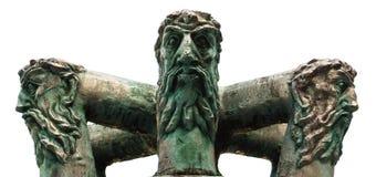 Head statue Stock Photos