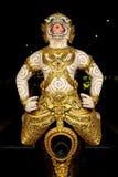 Head of tha royal barge Stock Image