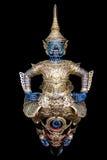 Head of Thailand Royal Barge Royalty Free Stock Photos