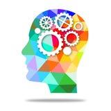 Head/ thinking concept Royalty Free Stock Photos