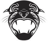Head of tiger vector illustration