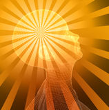 Head Vision Stock Images