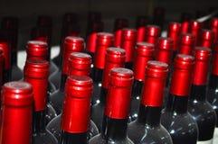 Head of wine Stock Photo