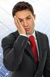 Headache Royalty Free Stock Photography