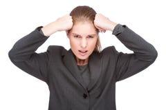 Headache Royalty Free Stock Photo