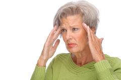 Headache Stock Photo