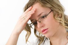 Headache Stock Images