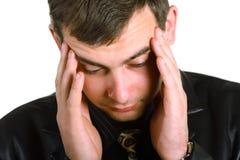 Headache Royalty Free Stock Photos