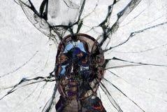 Headache illustration Stock Photos