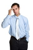 Headache Man Stock Photos