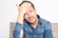 Headache Royalty Free Stock Image