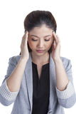 Headache and Stress Stock Image