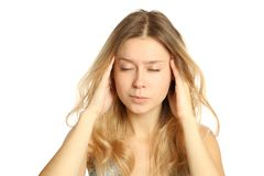 Headaches Royalty Free Stock Image
