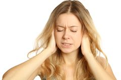 Headaches Stock Images