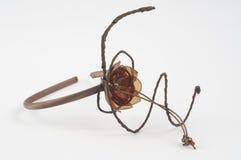 Headband τριχώματος Ecojewelry από το ανακυκλωμένο πλαστικό Στοκ Φωτογραφίες