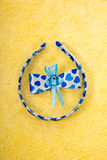 Headband dos bebês fotografia de stock royalty free