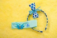 Headband dos bebês imagens de stock royalty free
