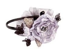 Headband isolado no branco foto de stock