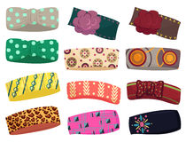 Headbands Royalty Free Stock Image