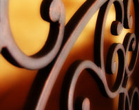 Headboard1 Royalty Free Stock Image