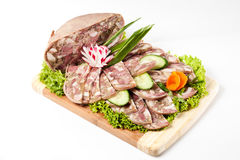 Headcheese Royalty Free Stock Photos