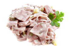 Headcheese Royalty Free Stock Photo