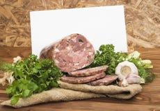 Headcheese pork Stock Photos