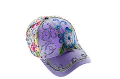 Headdress on white Royalty Free Stock Images