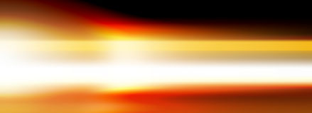 Header. Simple abstract header with lights and colors Stock Image