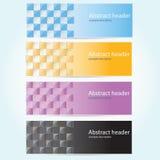 Header abstract Stock Photos
