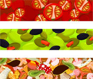 Header background 02 vector illustration