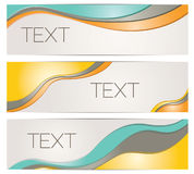 Header Banner Background Templates Royalty Free Stock Photography