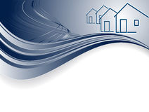 Header For Real Estate Royalty Free Stock Image