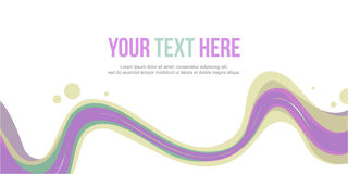 Header website abstract background collection stock. Vector art Stock Photography