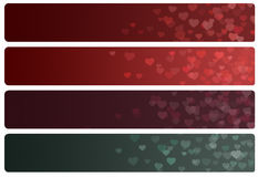 Headers/Banners  heart Stock Photo